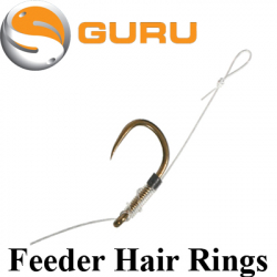 Guru Feeder Hair Rings