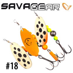 Savage Gear Caviar4 18g