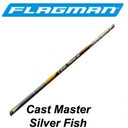 Flagman Cast Master Silver Fish