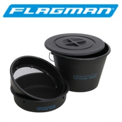 Flagman Armadale Bucket Set With Plastic Riddle
