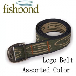 Fishpond Logo Belt Assorted Colors