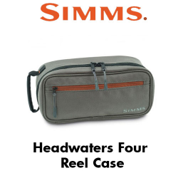 Simms Headwaters Four Reel Case 3L