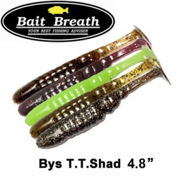 Bait Breath Bys T.T. Shad 4.8""