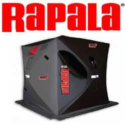 Rapala Sherpa Insulated Pop-up Tent 3-Man