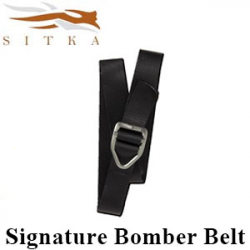 Sitka Signature Bomber Belt Woodsmoke