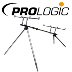 Prologic Quad-Rex Rod Pod 4 Rods