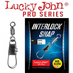 Lucky John Pro Series Rolling And Interlock