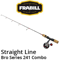Frabill Straight line 241 Bro Series Combos