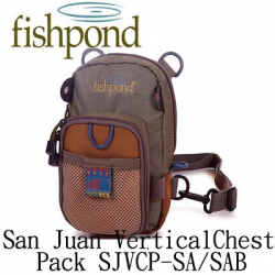 Fishpond San Juan Vertical Chest Pack SJVCP-SA/SAB