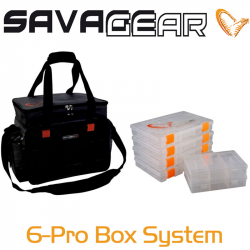 Savage Gear 6-Pro Box System