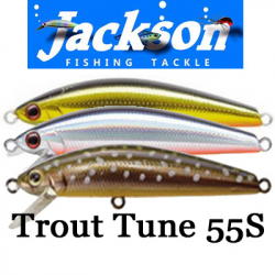 Jackson Trout Tune 55S
