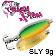 Crazy Fish SLY 9g