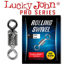 Lucky John Pro Series Rolling