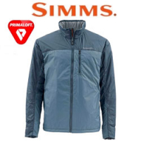 Simms Midstream Insulated Jacket Dark Moon