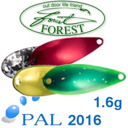 Forest Pal 2016 1.6g