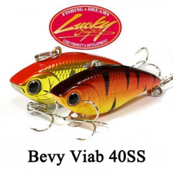Lucky Craft Bevy Viab 40SS