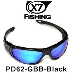 X7 Fishing модель PD62-GBB-Black