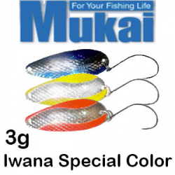 Mukai Iwana Special Color 3.0g