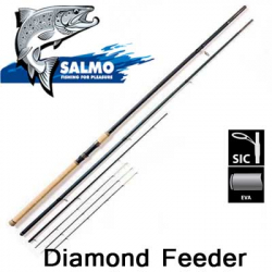 Salmo Diamond Feeder