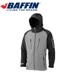 Baffin Men's Vent-Max Jacket Dark Grey