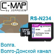 Карта C-MAP Lowrance RS-N234