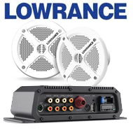 Lowrance SonicHub 2.1 with Speakers (000-12301-001)