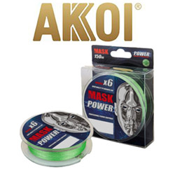 AKKOI Mask Power X6-150 (green)