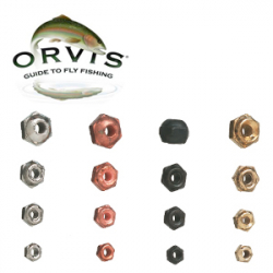 Orvis Faceted Tungsten Beads