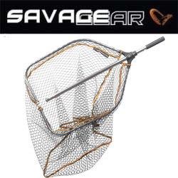 Savage Gear Pro Folding Rubber Large Mesh