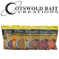 Cotswold Baits Future 200g бойлы тонущ.