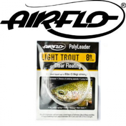 Airflo Clear Floating 8` PFO-8T