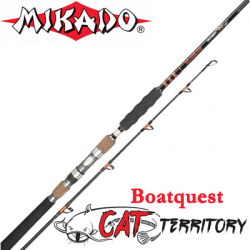 Mikado Cat Territory Boatquest