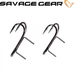 Savagear Twin Spike Double Hook