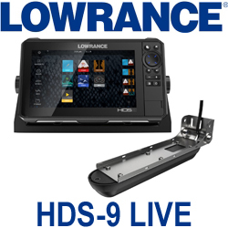 Lowrance HDS-9 Live Active Imaging 3-in-1 (000-14425-001)