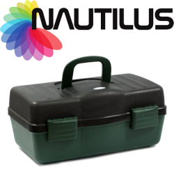 Nautilus 138 Tackle Box 6-tray