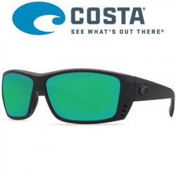 Costa Cat Cay 580 P Blackout/Green Mirror