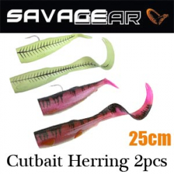 Savagear Cutbait Herring25 н/о 2pcs