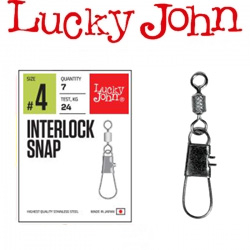 Lucky John Pro Series Interlock Snap