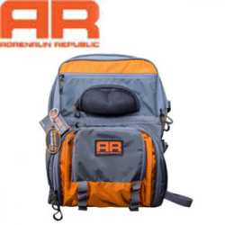 Adrenalin Republic Backpack Elite equipped by Tsuribito boxes (45л)