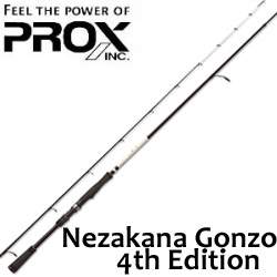 Prox Nezakana Gonzo 4th Edition