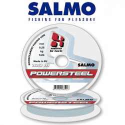 Salmo Hi-Tech Powersteel 100m