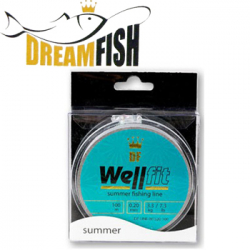 DreamFish Well Fit Summer 100м