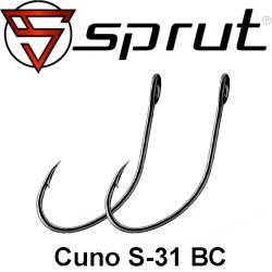 Sprut Cuno S-31 ВС (Single Power Bait Hook)