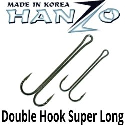 Hanzo Double Hook Super Long