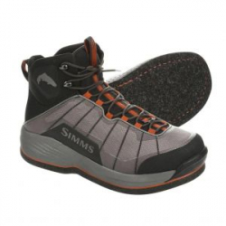 Ботинки Simms Flyweight Boot Felt, Steel Grey, 10