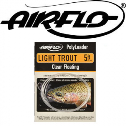Airflo PH-5LT Clear Floating 5Ft.Lt.Trout