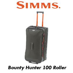 Simms Bounty Hunter 100 Roller Coal