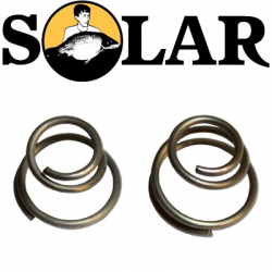 SS Conical Thumbscrew Solar Cuts