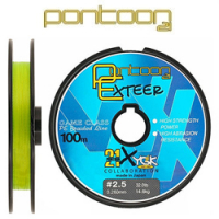 Pontoon21 Exteer New Generation 100m FY