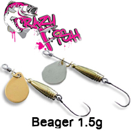 Crazy Fish Beager 1.5g
